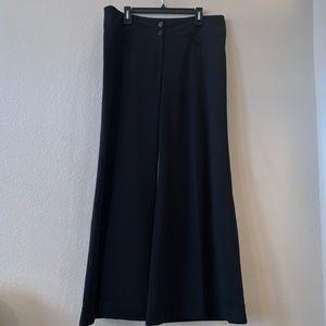 Lane Bryant Black Dress Pants